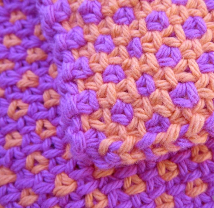 Spot Weaving for other Kitchen Accessories | Knit HeartStrings Learn-and-Knit-Alongs