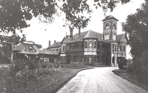 Chirnside Mansion - Werribee (Destroyed by fire :( )