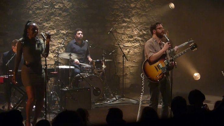 "Nick Waterhouse :"" Katchi"" Café de la danse ,Paris ,27/01/2017"