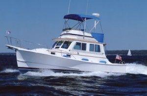 Used 1989 Baha Cruisers 313 Express Fisherman, Port Charlotte, Fl - 33981 - BoatTrader.com