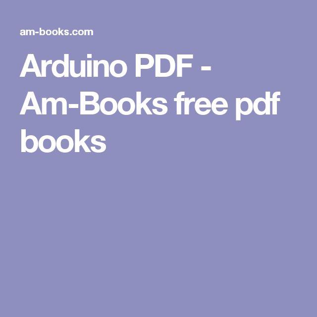 Arduino PDF - Am-Books free pdf books