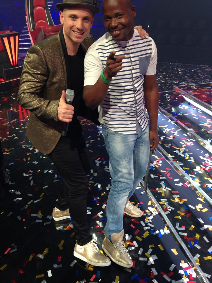Lust Be Original featured on The Voice SA Live Stage.