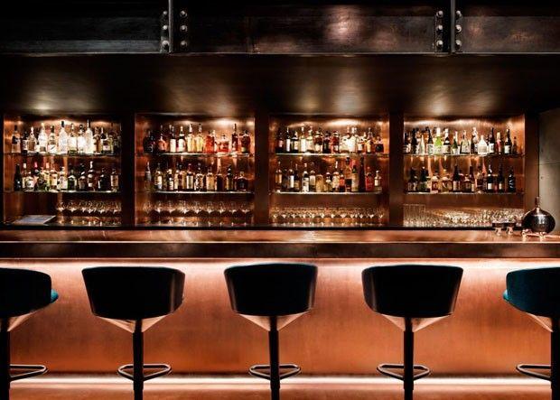 Tom Dixon assina design de interiores de restaurante japonês em Atlanta (Foto…