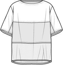 Free Flat Sketch