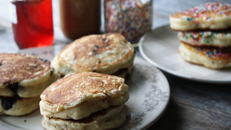 Decadent Pancakes   Asian Food Channel