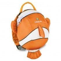 LittleLife bohóchal kisgyermek hátizsák biztonsági kantárszárral