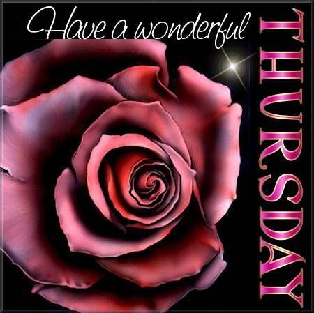 Have A Wonderful Thursday Quotes Quote Days Of The Week Thursday Thursday  Quotes Happy Thursday