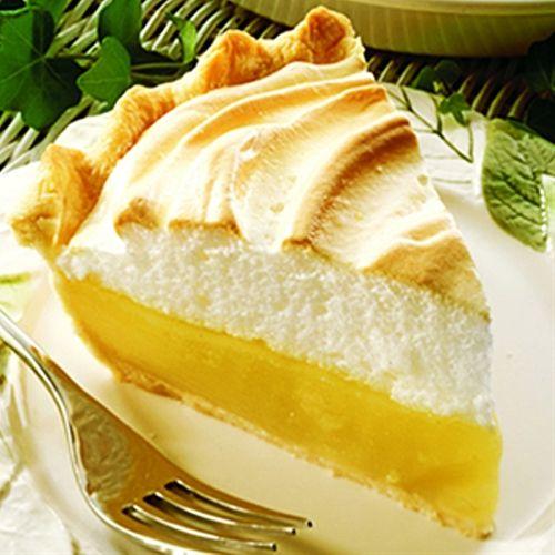 Magic Lemon Pie recipe | Chefthisup
