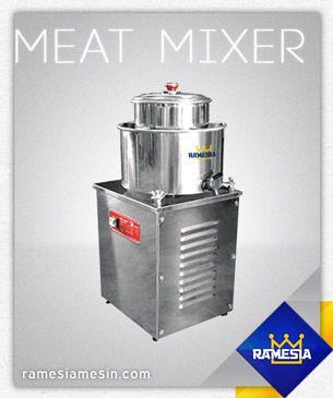 Mesin Mixer Bakso 3 Kg / Proses Harga Rp 3.000.000 untuk spesifikasi produk silahkan kunjungi website http://ramesiamesin.com/mesin-bakso/