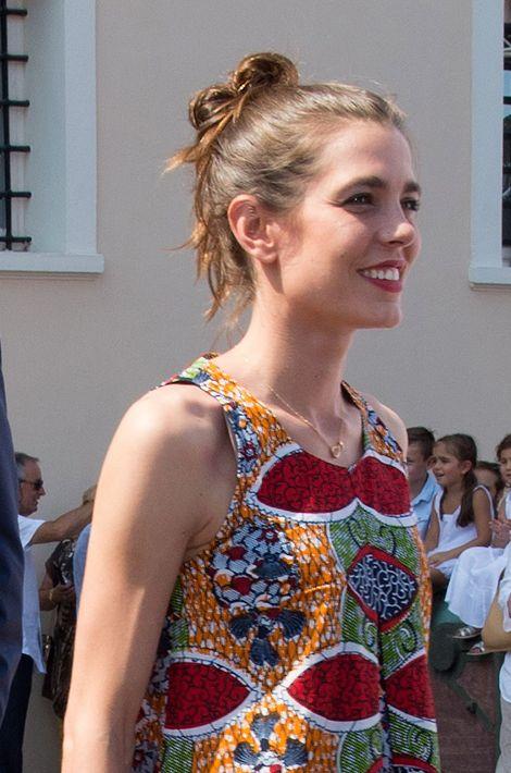 Charlotte Casiraghi, fille cadette de Caroline Princesse de Hanovre