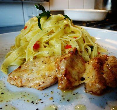 Två små kök: Kyckling