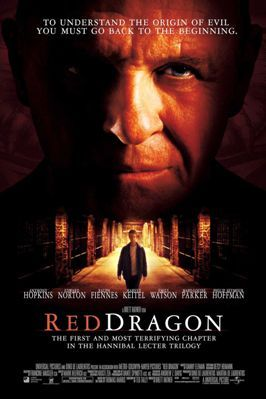 Red Dragon is a 2002 American thriller film based on Thomas Harris' novel of the same name, featuring psychiatrist and serial killer Dr. Hannibal Lecter. It is a prequel to The Silence of the Lambs (1991).