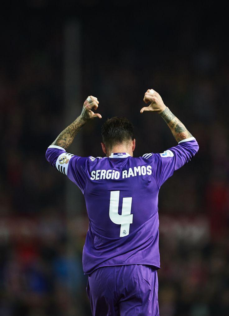 @RealMadrid #Ramos #Capitán #RMCopa #9ine