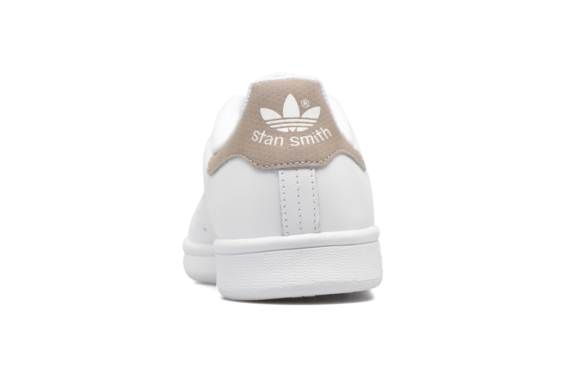 adidas originals Stan Smith (Blanc) Baskets chez Sarenza