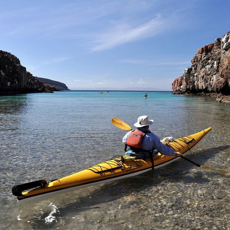 About to head out on a sea kayak voyage in Baja #ExploreMore  #adventure #adventureisoutthere #kayaking #kayakcamping #baja #mexico #doyoutravel #travelbug #travelgram #instatravel #dreamvacations #bestvacations #tripaddicts #traveladdict