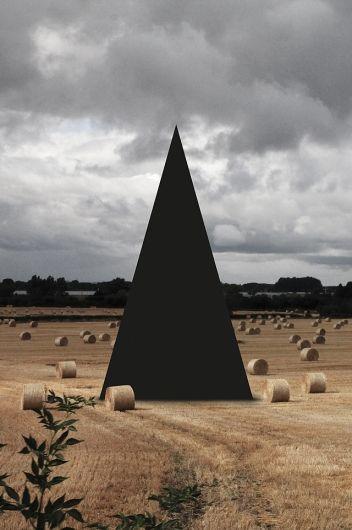 Black triangle #triangle