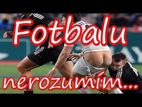 Promiňte, ale já fotbalu nerozumím...(fejeton - czech vlog - autorské čt...