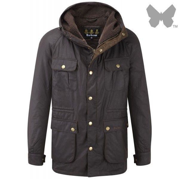 Barbour Men's Northolt Jacket – Rustic MWX0715RU91 - Men's Jackets and Coats - MEN | Country Attire