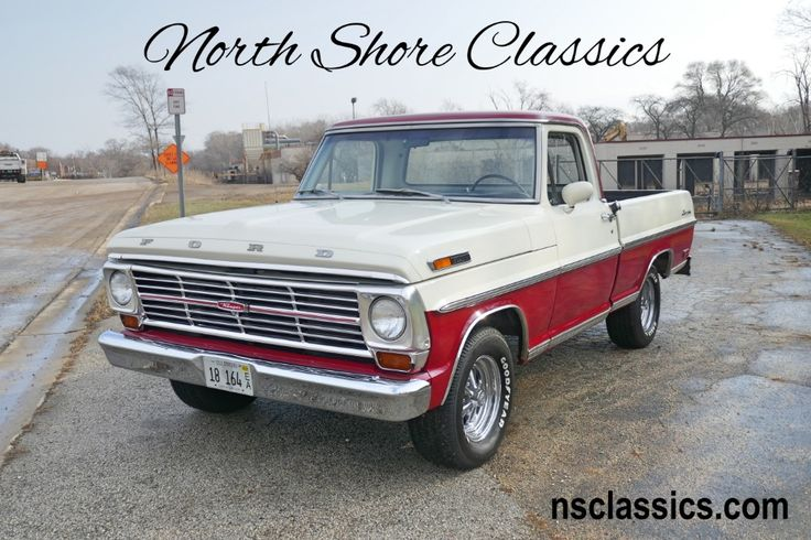 Used 1969 Ford Ranger -NORTH CAROLINA PICK UP- ORIGINAL PAINT SCHEME- SEE VIDEO | Mundelein, IL