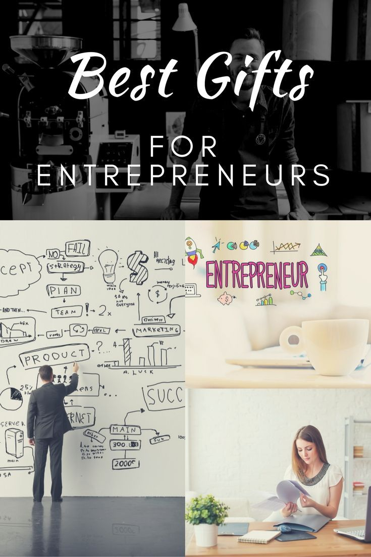 The best gifts for entrepreneurs - inspiration and ideas for female, aspiring and start up entrepreneurs. Gifts for motivation and encouragement. Great business gifts.