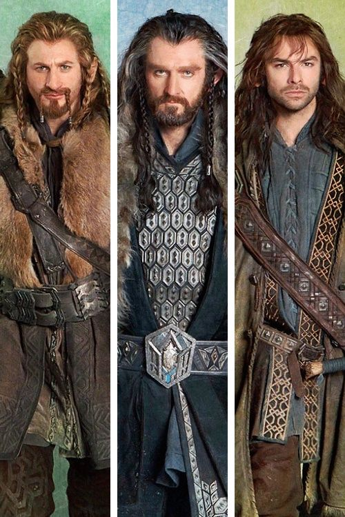 The line of Durin ☺