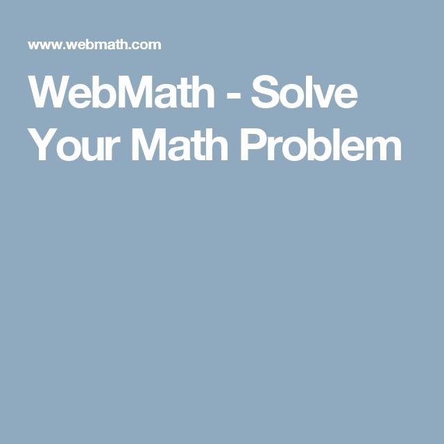 45 best Math images on Pinterest   Homeschool, Cool math gamesd and ...