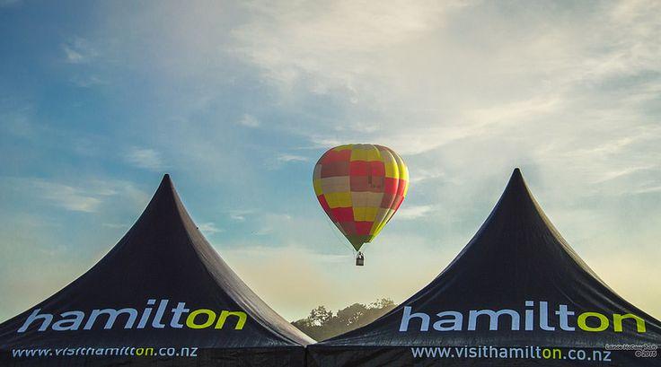Balloons Over Waikato 2015