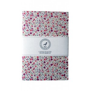 Carnet de Notes So Chic So Graphic - Liberty