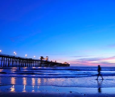 I just need to go to CA.  San Diego :)