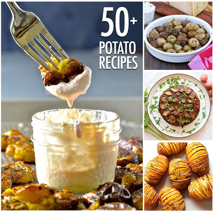 The Ultimate Potato Recipe Collection | Food Bloggers of Canada