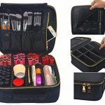 Listed Price: $35.00 Elegant Makeup kit by Cameo Collections , is the All in one set that has all you need for a professional makeup, each individual makeup is manufactured with high quality materials and is offered at a …Read more…