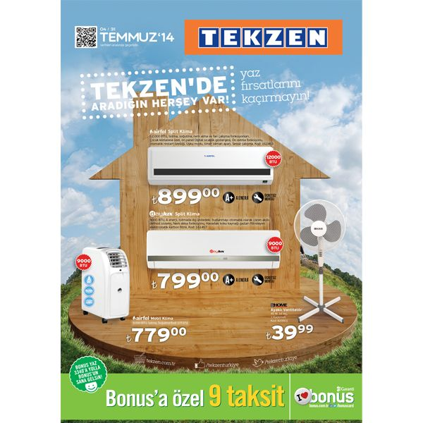 2014 Temmuz #Tekzen #ev #dekorasyon #home #house #decoration