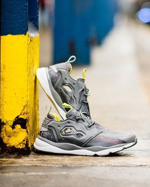 Reebok Furylite 'Jetsetter': Grey. Reebok FuryliteBasketball ShoesSale Store Men's ...