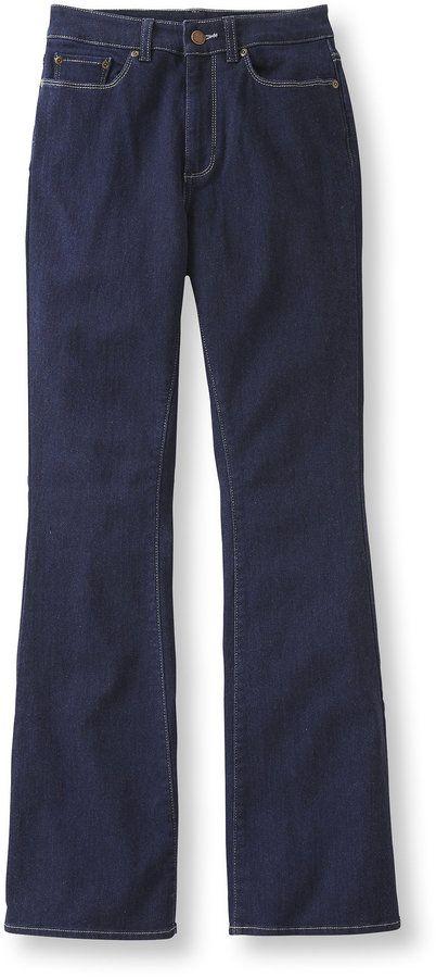 Women's Sateen Denim Pants