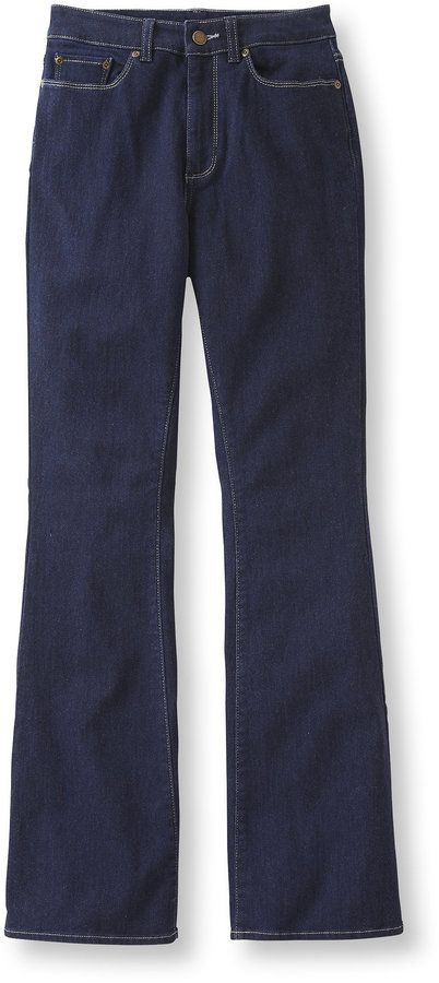 Women's Sateen Denim Pants