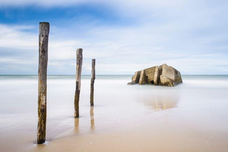 Three poles - Wissant, France