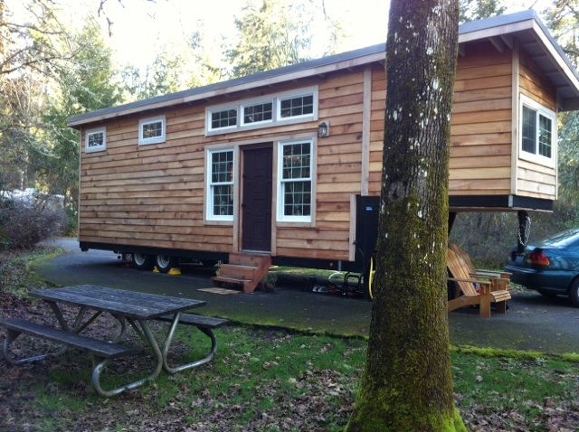 38 39 gooseneck willamette farmhouse now residing in washington rv tiny house pinterest. Black Bedroom Furniture Sets. Home Design Ideas