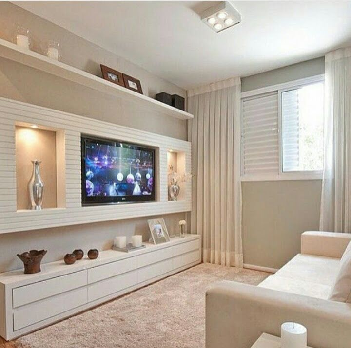 5 Fabulous TV Wall Decor Ideas For Your Home