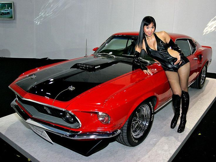 Sexy Muscle Car 2