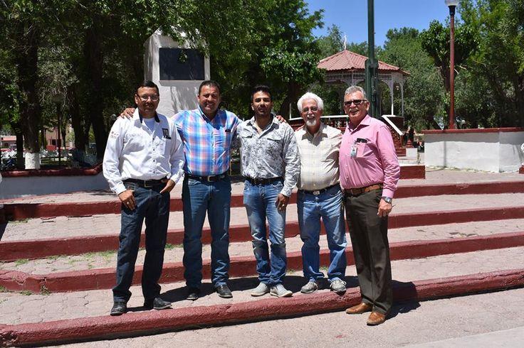 En días pasados el alcalde Noel Dolores Loya Lozano, contó con la visita de personal del Servicio Estatal de Empleo de la Unidad regional ciudad...