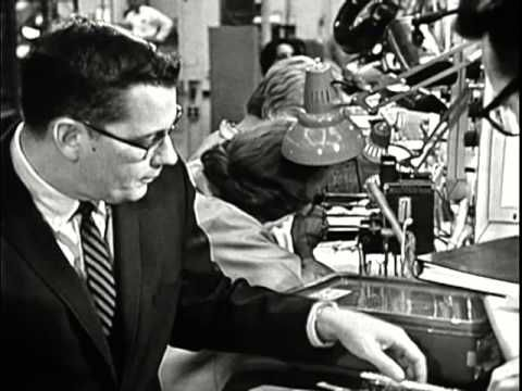 A 30-minute documentary from the 60s on the Apollo Guidance Computer.