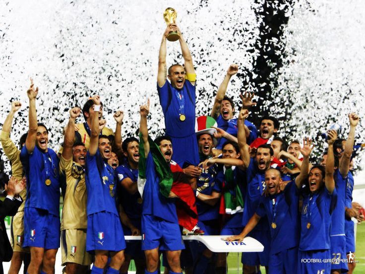 Italy: 2006 World Cup Champions