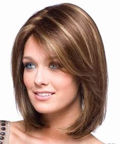 Best Of Haircuts Fine Straight Hair Round Face