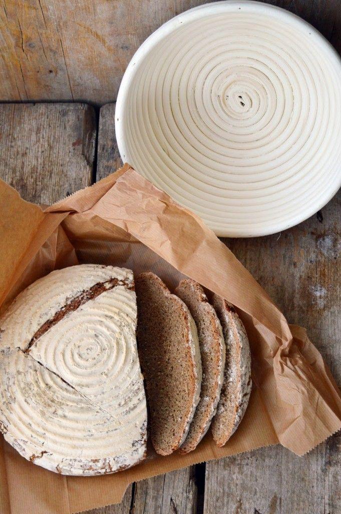 Pane di segale al cumino