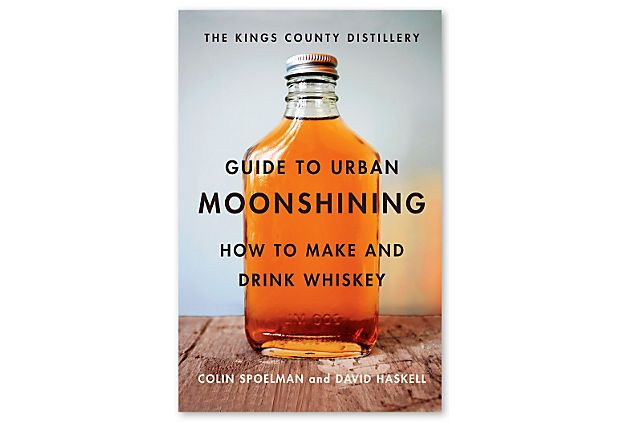 Chad @ 21... Kings County Guide to Urban Moonshining on OneKingsLane.com