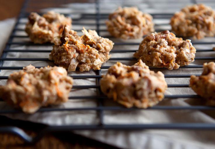 Carrot Oatmeal Cookies | Cookies & Bars | Pinterest