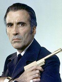 Francisco Scaramanga (Christopher Lee) - The Man with Golden Gun