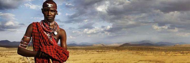 Maasai people, traditions culture in Kenya