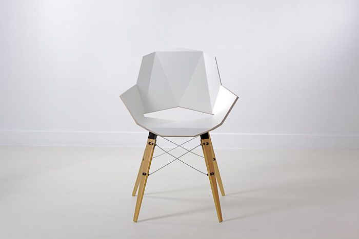 """""""Moon's"""" chair impressed me today. By Magdalena Tekieli #design #furniture #chair http://magdalena.tekieli.pl/"""