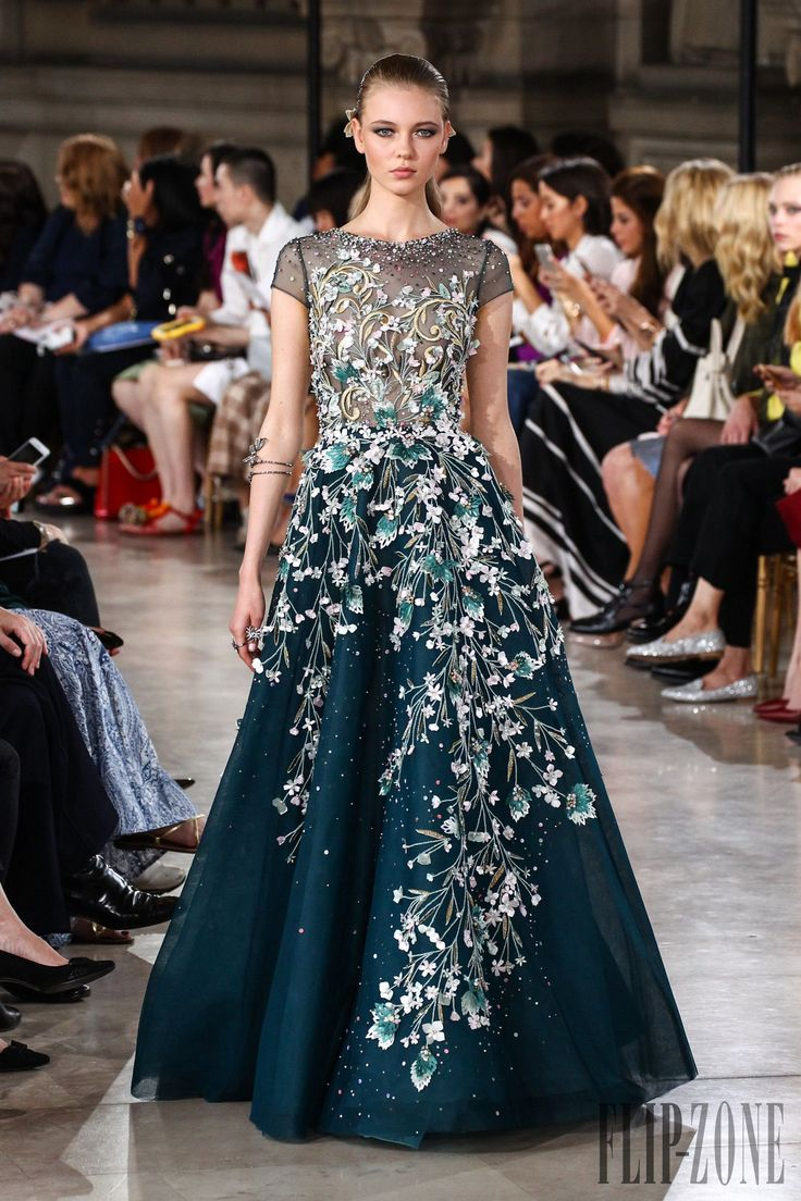 Georges Hobeika Fall-winter 2016-2017 - Couture | Fashion ...
